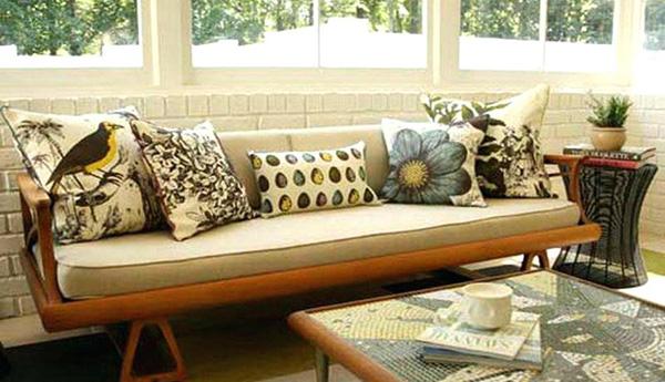 Текстил за всекидневна, хола, декоративни възглавници, дамаски, тапицерии