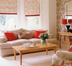 Текстил за дома, пердета, декоративни възглавници