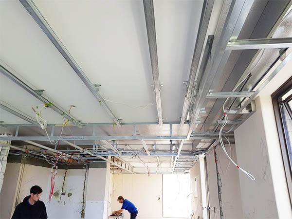 строителни ремонти София полагане на инсталации