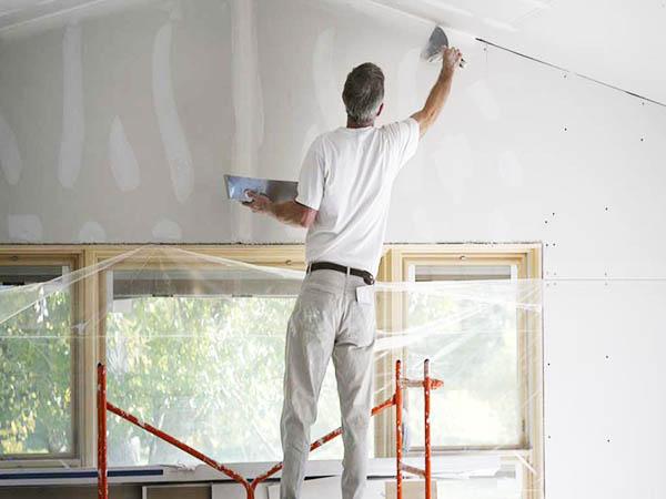 строителни ремонти София шпакловки и боядисване